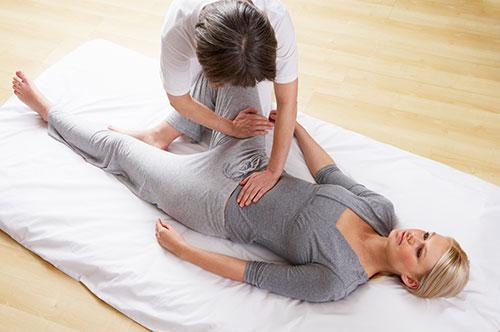 Varie tipologie di massaggi